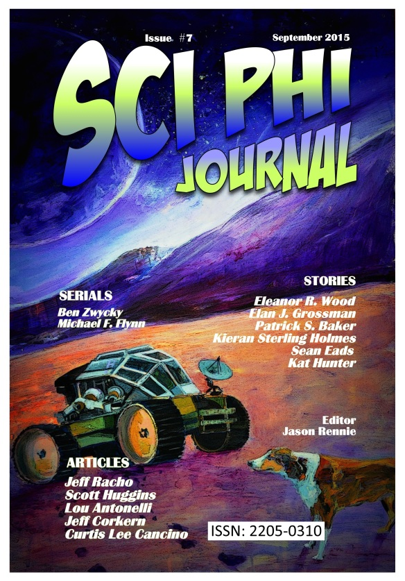 Sci Phi Journal Issue 7 Cover