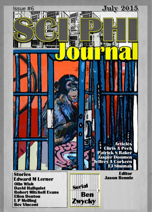 Sci Phi Journal Issue  cover art