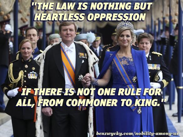 NAU Commoner to King Meme