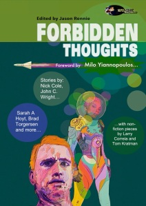 Forbidden Thoughts Front Cover